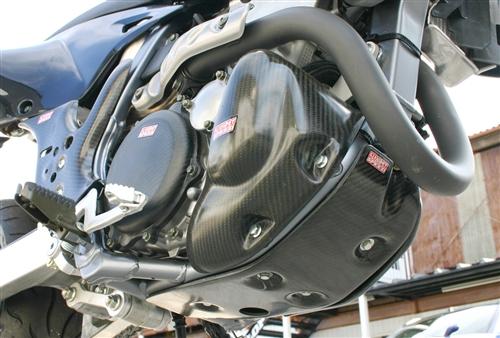 DRZ 400 E/S/SM GLIDE PLATE (1999-2018)